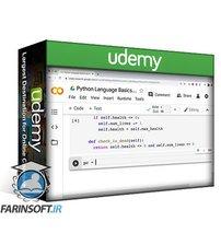 دانلود Udemy Python and SQLite Bootcamp – Learn to Build Databases