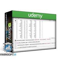 دانلود Udemy Python Data Analysis Bootcamp with Pandas and NLTK
