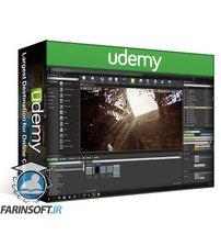 دانلود Udemy Unreal Engine Game Environment design MasterClass