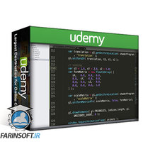 دانلود Udemy WebGL 2D/3D Programming and Graphics Rendering For The Web