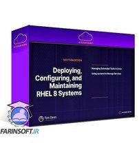 دانلود A Cloud Guru Red Hat Certified System Administrator (EX200) Exam Prep (Updated 2021)