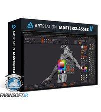 دانلود ArtStation Creature Prototyping for Production with Character Creator 3
