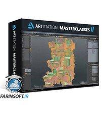 دانلود ArtStation How to create Procedural Building Generator in Modo