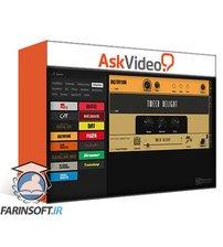دانلود AskVideo Guitar Rig 6 101 Guitar Rig Amps and Effects Explored
