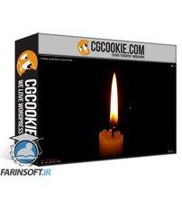 دانلود CG Cookie CGForge – Pyro II – Flames and Sparse Pyro