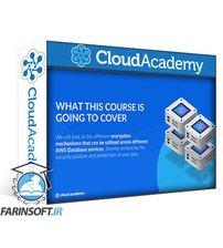 دانلود Cloud Academy Protecting your AWS Databases through Encryption