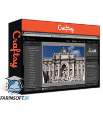 دانلود Craftsy Moving Between Lightroom & Photoshop: Edit Fast, Edit Smart