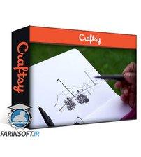 دانلود Craftsy Urban Sketching in 15 Minutes a Day