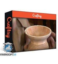 دانلود Craftsy Woodturning Essentials: The Segmented Vessel