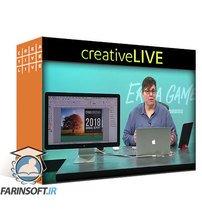دانلود CreativeLive Adobe InDesign CC for Beginners