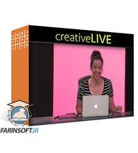 دانلود CreativeLive Adobe InDesign Creative Cloud Starter Kit & Wedding Albums