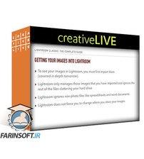 دانلود CreativeLive Adobe Lightroom Classic CC The Complete Guide