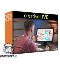 دانلود CreativeLive Drawing with Illustrator Color and Texture