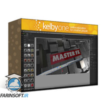 دانلود KelbyOne Create 3D Effects with 2D Filters