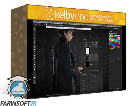 دانلود KelbyOne Hollywood Style Compositing Tricks