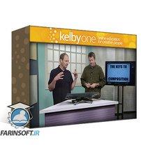دانلود KelbyOne Photoshop In-Depth: Mastering the Composition