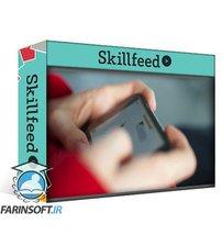 دانلود Skillshare Adobe XD UI UX Design Fundamentals for Newbies