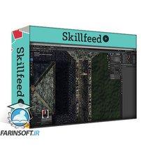 دانلود Skillshare Blender 2.9 Creating a Medieval Castle Kitbash Modular Set