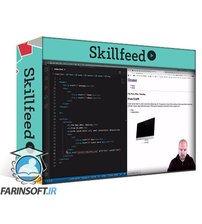 دانلود Skillshare Create Your First Website with HTML, CSS & JavaScript