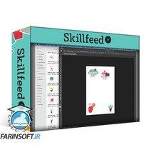 دانلود Skillshare Design Digital Budget Planner in Adobe Illustrator