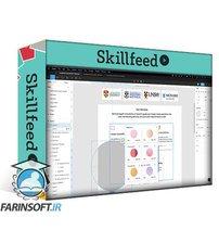 دانلود Skillshare Figma for UI/UX Design 2021: Learning by Doing approach