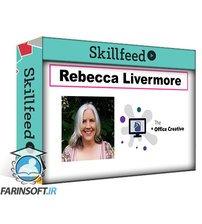 دانلود Skillshare Graphic Design in PowerPoint 365 | Create Fun Flower Designs in PowerPoint