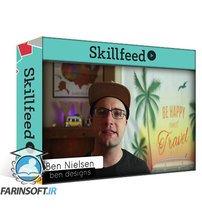 دانلود Skillshare Intro to Affinity Photo on iPad: Making a Photo Composition