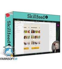 دانلود Skillshare Intro to UI/UX for Graphic Designers