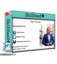 دانلود Skillshare Investing 101: Make A Stock Portfolio For Beginners