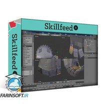 دانلود Skillshare Learn 3D Modeling For Scratch in Blender