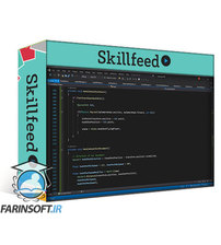 دانلود Skillshare Masterclass In C# Programing & Unity 3D Game Development First Person Shooter