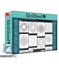دانلود Skillshare Pattern Design: Seamless iPad to Desktop Workflow with Illustrator & Creative Cloud