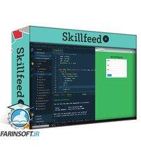 دانلود Skillshare React with TypeScript Project