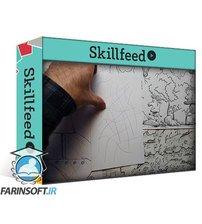 دانلود Skillshare Spark your creativity – Random lines and Scribbles