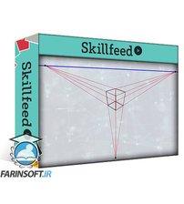 دانلود Skillshare The Ultimate Perspective Drawing Course – Draw 3D in Perspective step by step