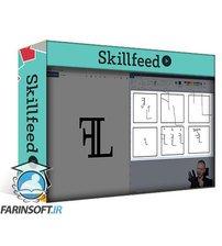 دانلود Skillshare Working with a Client – Real-Life After Effects Logo Animation