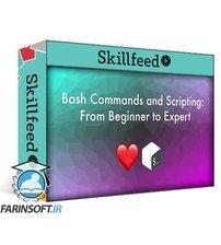 دانلود Skillshare Bash Commands and Scripting From Beginner to Expert