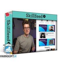دانلود Skillshare Code Your Own Website (HTML & CSS Basics)