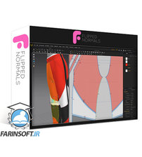 دانلود Flipped Normals Streetwear outfit in Marvelous Designer