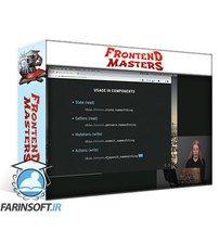 دانلود Frontend Masters Introduction to Vue 3