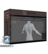 دانلود Gumroad Intro to 3D Modeling with Autodesk Maya
