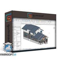 دانلود Gumroad Residential Architecture with Revit Volume II