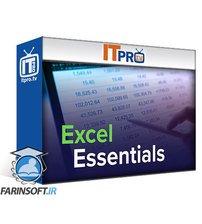 دانلود ITProTV Microsoft Excel Essentials