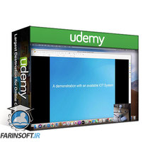 دانلود Udemy A Complete Course on an IOT system – Design and Development