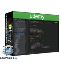 دانلود Udemy Angular Material, Universal & Laravel: A Rapid Guide