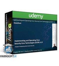 دانلود Udemy CCNP Security (350-701 SCOR EXAM)