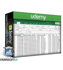 دانلود Udemy Data Analysis with Excel – Master Pivot Tables