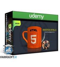 دانلود Udemy Master HTML:5 from very beginner to Pro