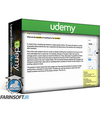 دانلود Udemy Mastering IELTS Writing: Task 2 (Band 9 Model Answers) 2021