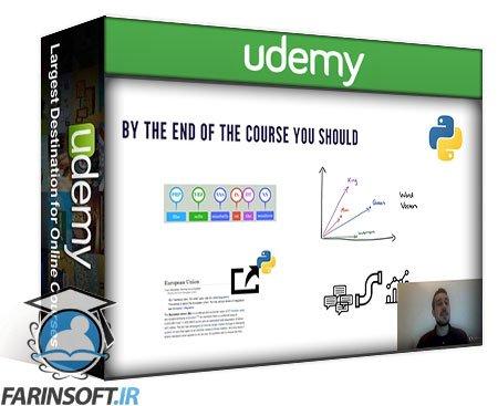 دانلود Udemy Natural Language Processing (NLP) Fundamentals in Python
